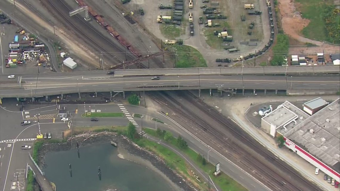 Cost estimates to replace Seattle's aging Magnolia Bridge 'exceed' available funds