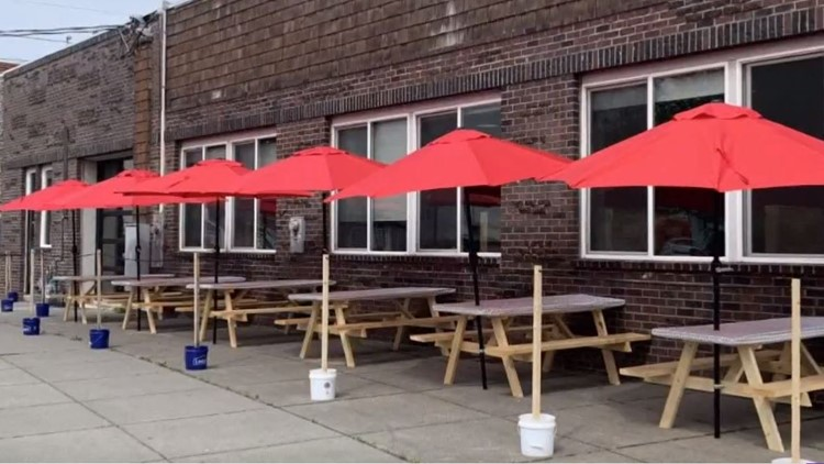 'Punch in the gut': State forces Mukilteo brewpub to shut down outdoor dining