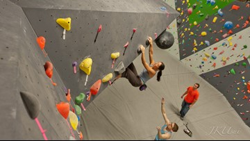 The beginner's guide to indoor rock climbing - New Day Northwest