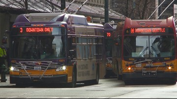 King County Council advances plan for low-income transit passes