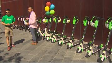 Seattle announces plans to launch scooter-share pilot program next spring