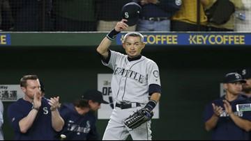 Mariners to honor Ichiro with Franchise Achievement Award