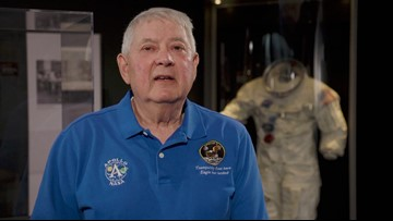 Seattle native was in Mission Control for Apollo 11's moon landing