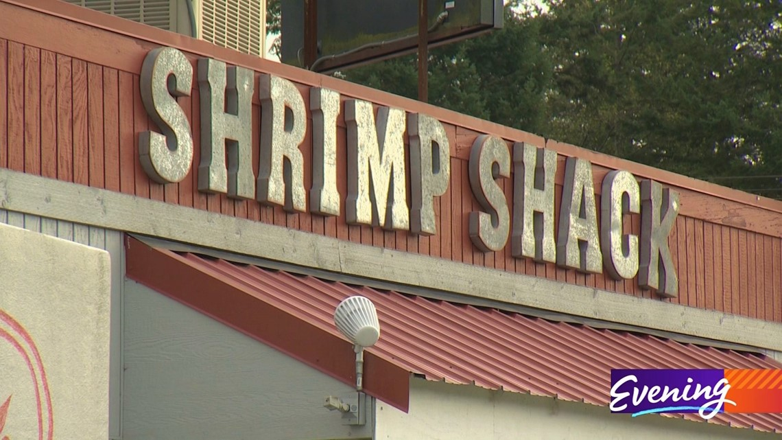 The Shrimp Shack is the seafood stop you've been dreaming of - 2019's BEST -KING 5 Evening