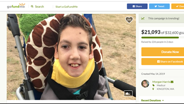 Community rallies behind Kingston boy who caught virus in Mexico