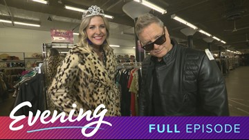 Tues 11/5, Goodwill Glitter Sale in Seattle, Full Episode, KING 5 Evening