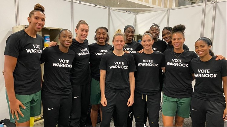 Dream close to being sold, taking Loeffler out of WNBA