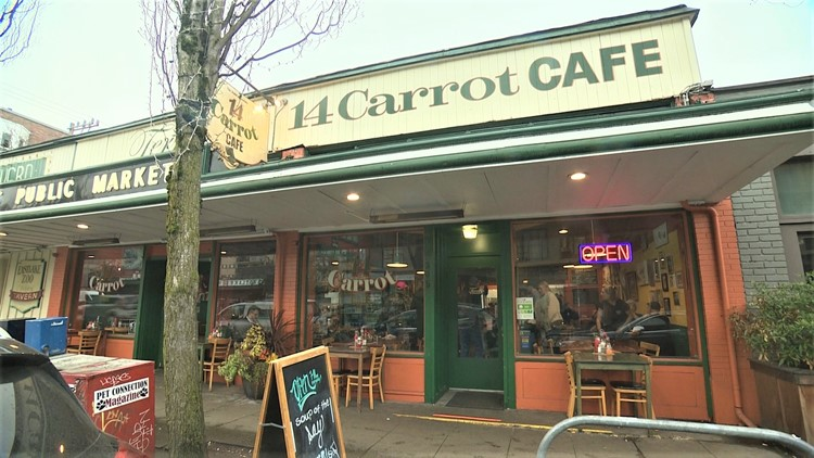 14 Carrot Cafe
