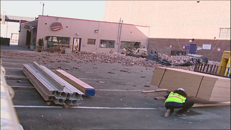 A look back on the aftermath of the Nisqually Quake