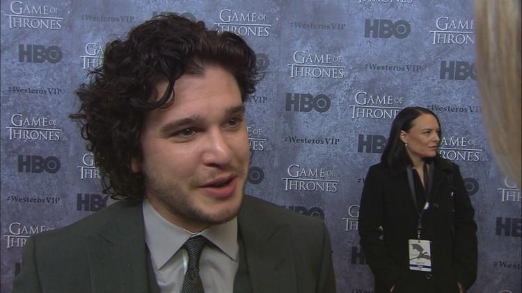2013 Game of Thrones Premiere - Kit Harington