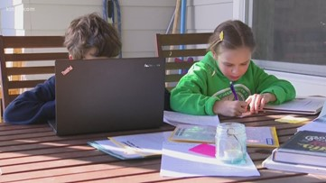 Washington state schools offer remote learning during coronavirus closure, with mixed results