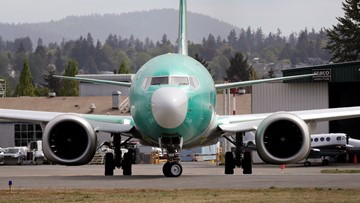New software glitch found in troubled Boeing 737 MAX jet