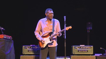 Robert Cray is the blues legend who still calls Washington home