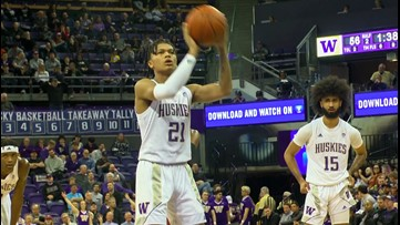 UW Athlete becomes first Tulalip Tribes member to earn a Division 1 basketball scholarship