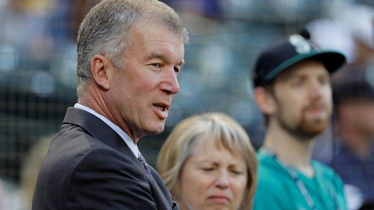 Mariners CEO Kevin Mather talks candidly with Bellevue Rotary Club about the M's