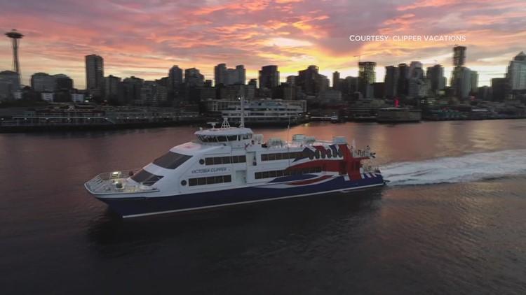 Victoria Clipper to resume service Sept. 17