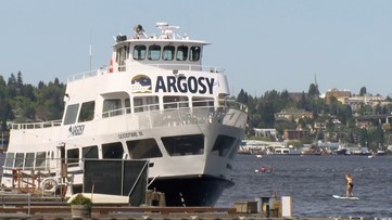 Stay and Play in South Lake Union with Argosy Cruises