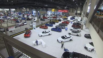 The newest cars under one roof at the Seattle International Auto Show