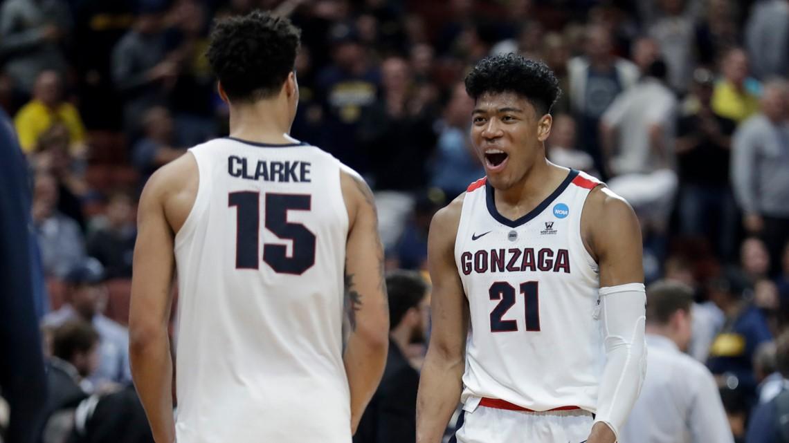 Gonzaga forward Brandon Clarke to enter NBA draft