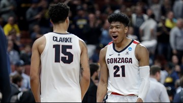 Gonzaga forward Brandon Clarke to enter NBA draft