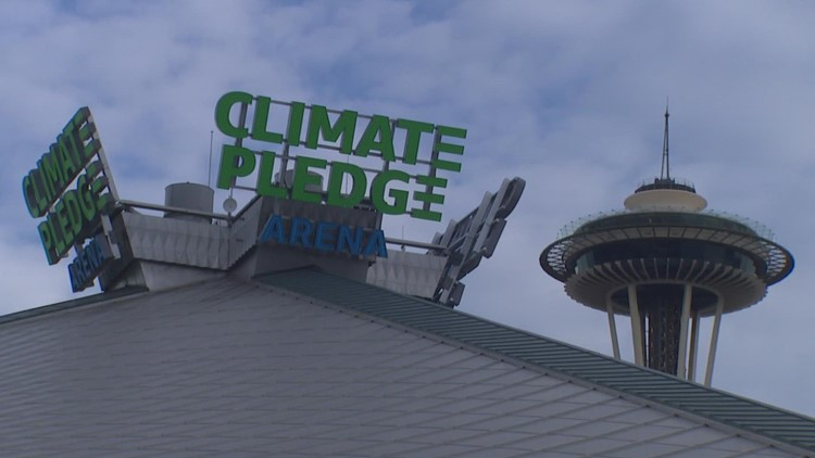 Climate Pledge Arena hosts the Foo Fighters, Death Cab for Cutie at soft opening