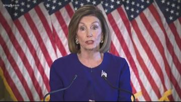 WATCH: House Speaker Nancy Pelosi discusses lowering cost of prescription drugs