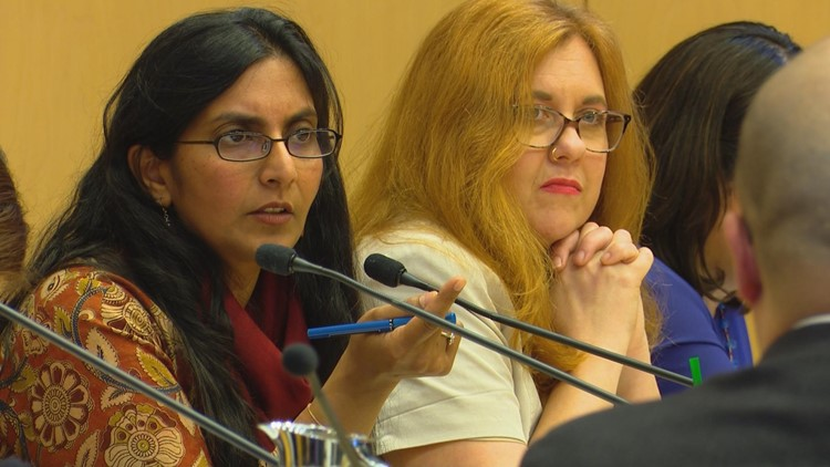 """""""Amazon's extortionary message should be a call to action,"""" councilmember Kshama Sawant said."""