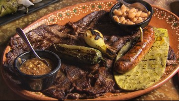 Fire meets quality meat at Mexican steakhouse Asadero