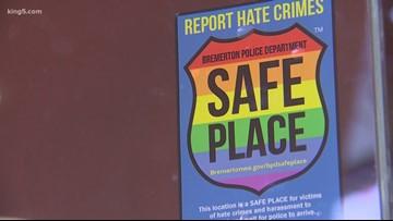 Bremerton unveils Safe Place Program for victims of hate crimes
