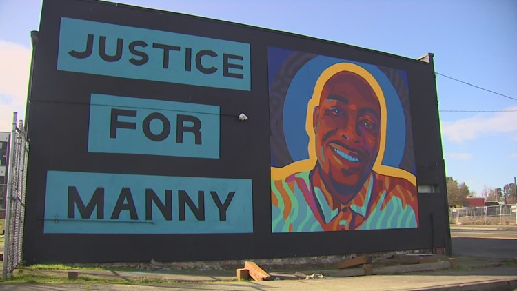 Family of Manuel Ellis calls for charges after his death in Tacoma police custody