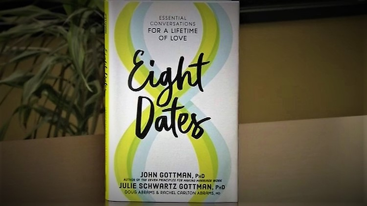 8 Dates: Essential Conversations for a Lifetime of Love