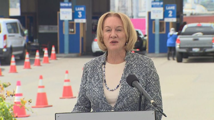 Seattle mayor discusses future of city's COVID-19 vaccination, testing efforts