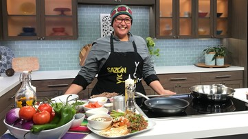Let's Eat! Seattle's Sazon Kitchen is setting taste buds ablaze - New Day NW
