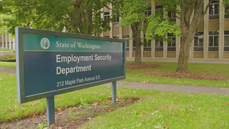 On unemployment in Washington? You'll have to prove you're looking for a job