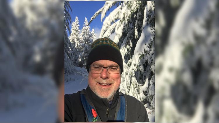 Esophageal Cancer survivor Doug Winslow-Nason