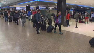 How to deal with expected record crowds at Sea-Tac this Thanksgiving