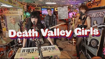 Meet the Band, Death Valley Girls - Band in Seattle Preview
