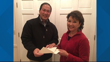 Lori Matsukawa honored with invitation to Japan's enthronement ceremony