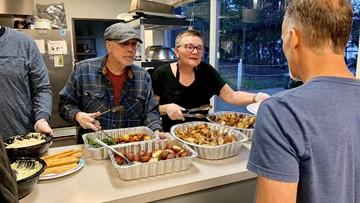 Developer helps upgrade temporary Bellevue homeless shelter