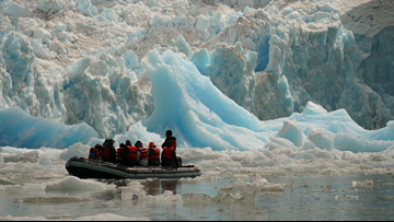 Small cruises offer big adventure for travelers