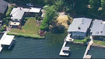 City of Seattle buys small Lake Washington plot for $800,000 to allow public beach access