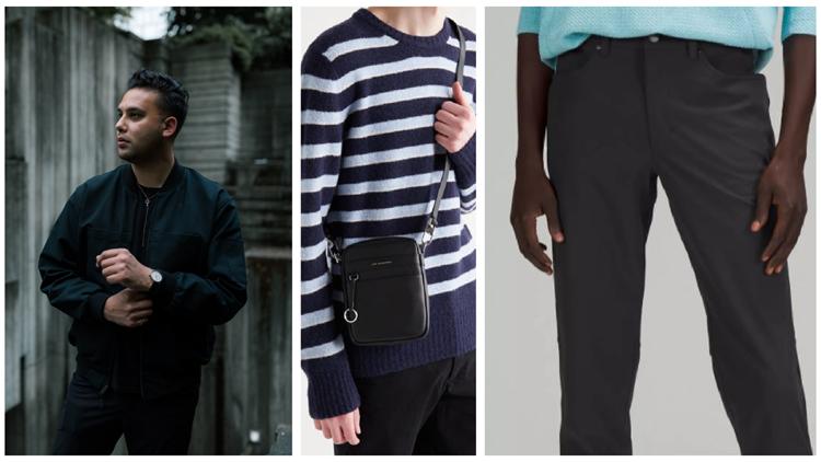 Men's capsule travel wardrobe: Perfect for a getaway