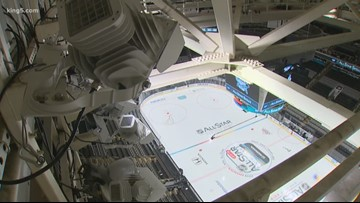 NHL All-Star Game to be played under lights from Puget Sound company