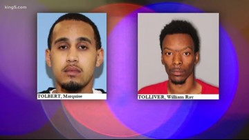 Suspects identified in Seattle shooting