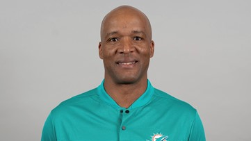 Dolphins assistant Karl Dorrell takes over at Colorado