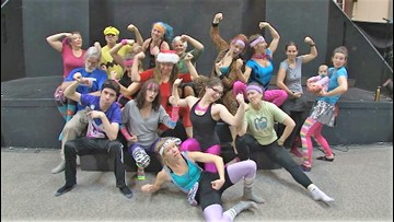 Bellingham's Dorky Dance Fitness gets you ripped while making you laugh and it's coming to Seattle