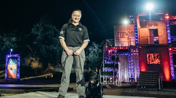All-female Seattle Police K9 team competes on America's Top Dog competition on A&E