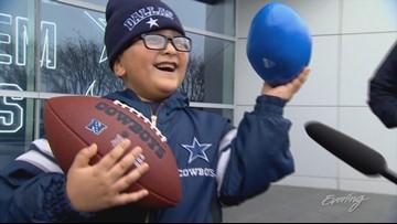 Blazing that Seahawks spirit 'Behind Enemy Lines' in Dallas