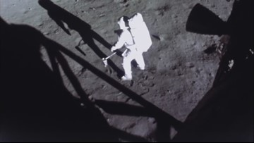 Remembering the Apollo 11 moon landing 50 years later