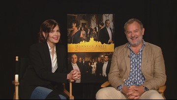 Fans are abuzz as Downton Abbey hits the big screen